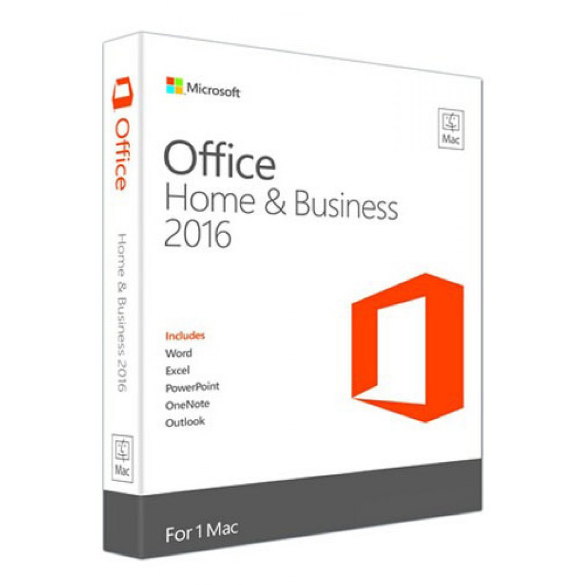 MS Office Home and Business 2018 mac