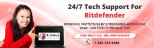 Bitdefender-support and help