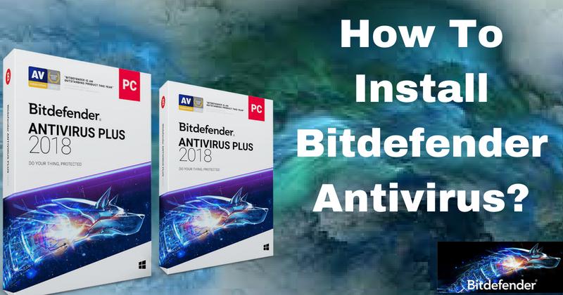 How to install Bitdefender